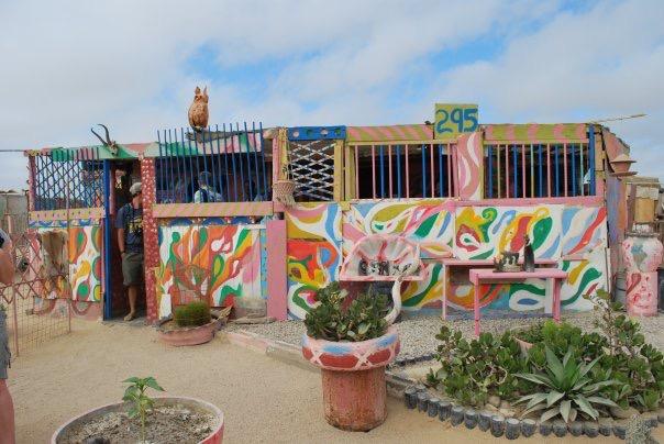 African Artist House