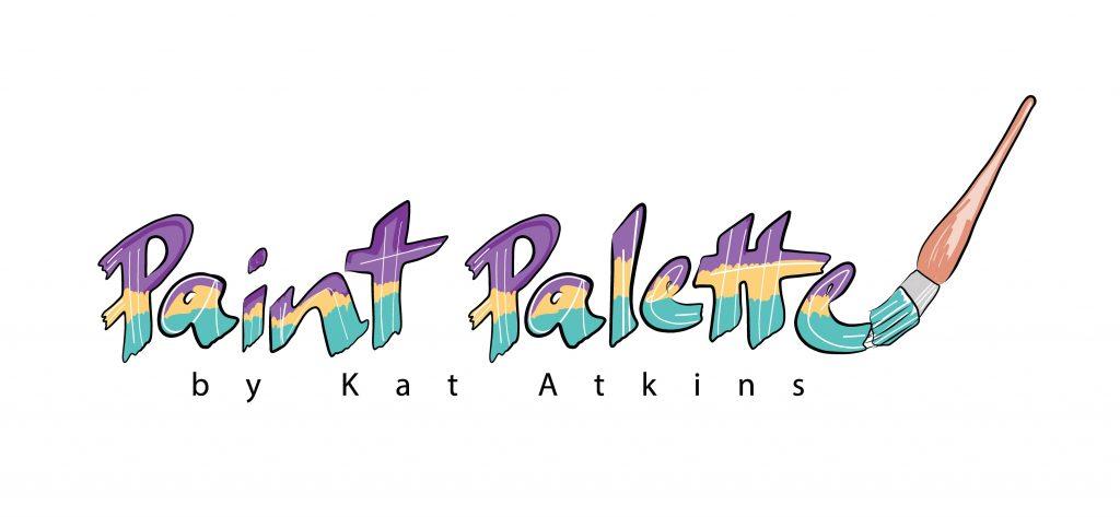 Paint Palette Logo